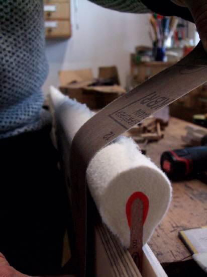 Herstellung der Hämmer